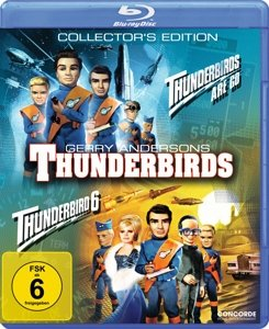 Thunderbirds Are Go/Thunderbird 6-Col (Blu-ray)