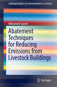 Abatement Techniques for Reducing Emissions from Livestock Build
