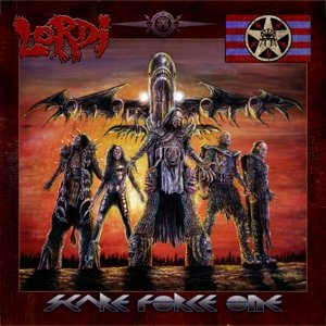 Scare Force One (Ltd.Gatefold/Orange Vinyl/18