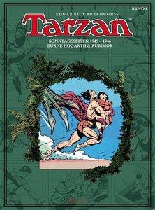 Tarzan. Sonntagsseiten 1945 - 1946