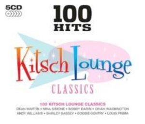 100 Hits-Kitsch Lounge
