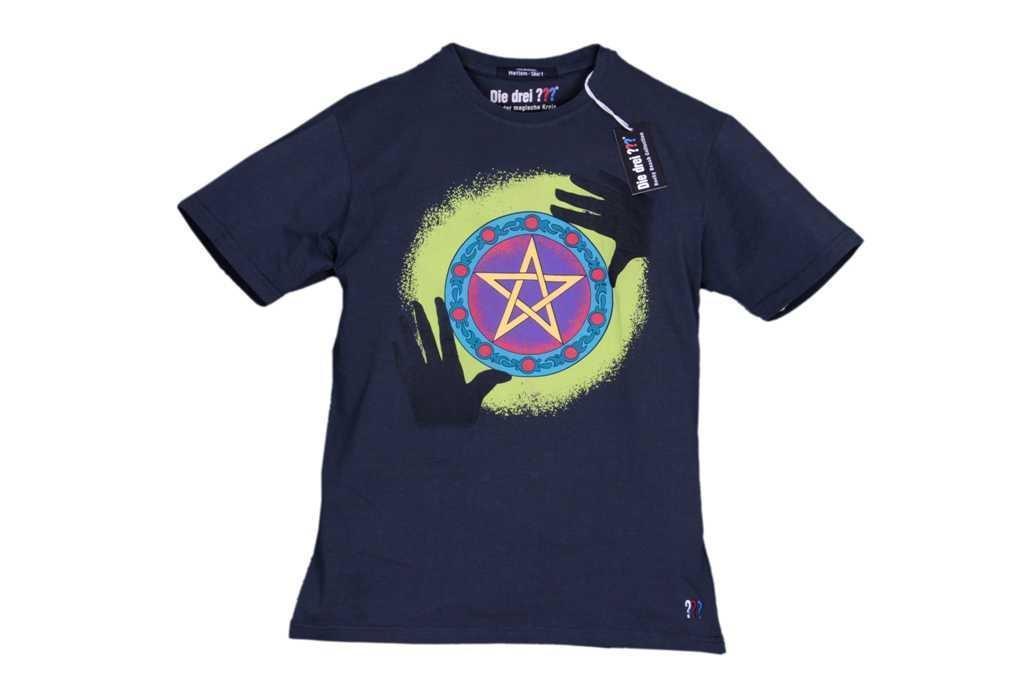 T-Shirt S Magischer Kreis - zum Schließen ins Bild klicken