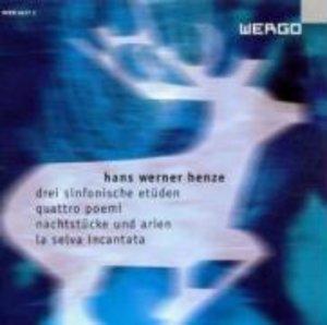 Drei sinfonische Etuden/Quattro Poemi/Nachtstu