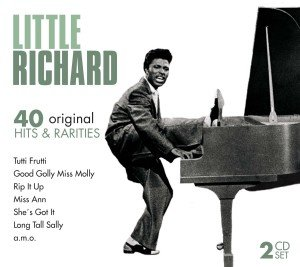 Little Richard-40 original Hits & Rarities