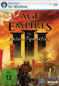 Age of Empires 3 - The Asian Dynasties (Addon)