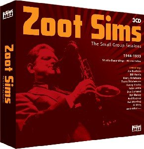 Small Group Sessions-Zoot Sims