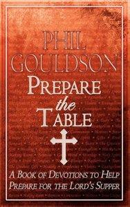Prepare the Table