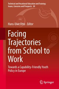 Facing Trajectories from School to Work