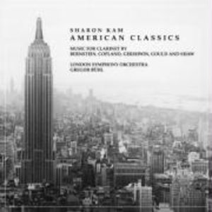 American Classics-Music For Clarinet
