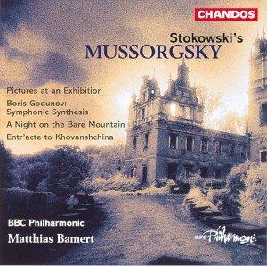 Stokowskis Mussorgsky-Transkriptionen