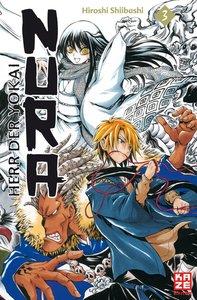 Nura - Herr der Yokai 03