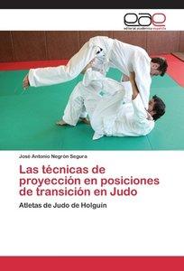 Las técnicas de proyección en posiciones de transición en Judo