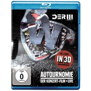 Autournomie/Live (Blu Ray)