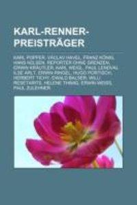 Karl-Renner-Preisträger