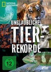 National Geographic: Unglaubliche Tier-Rekorde Teil 1