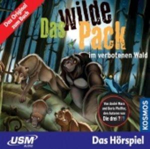Das wilde Pack Folge 6: Das Wilde Pack im verbotenen Wald (Audio