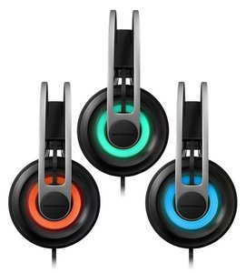 SteelSeries Gaming Headset Siberia Elite - Black