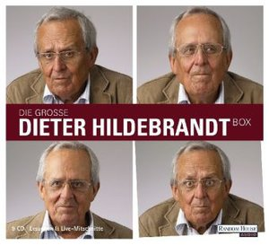 Die Grosse Dieter Hildebrandt Box