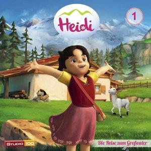 Heidi (CGI) 01: Die Reise zum Großvater u.a.