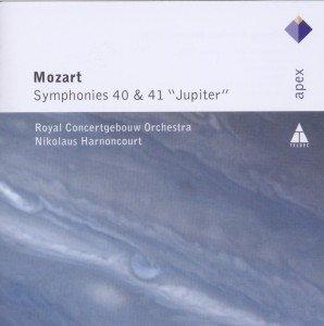 "Sinfonien 40 & 41 ""Jupiter"""