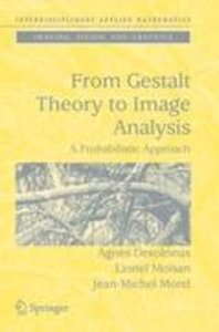 From Gestalt Theory to Image Analysis