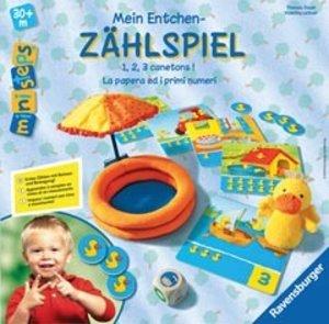 Ravensburger 04414 - ministeps® Mein Entchen-Zählspiel