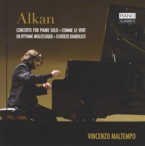 Concerto For Piano Solo & Comme Le Vent