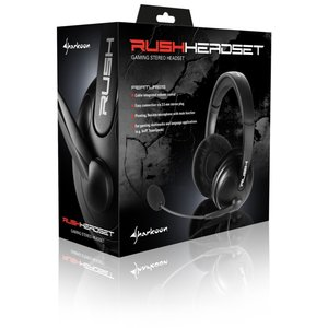 Sharkoon Rush - Stereo Headset