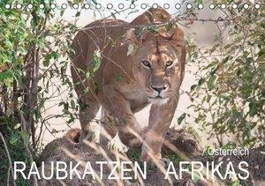 Lippmann, A: Raubkatzen Afrikas / ÖsterreichAT-Version (Tis