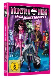 Monster High - Mega Monsterparty