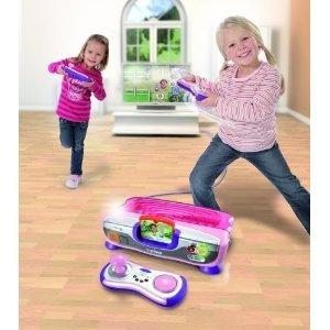 VTech 80-078854 - V.Smile Motion: Lernkonsole, pink