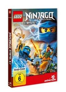 LEGO Ninjago Staffel 6.1