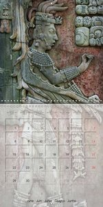 Chiapas (Wall Calendar 2015 300 × 300 mm Square)