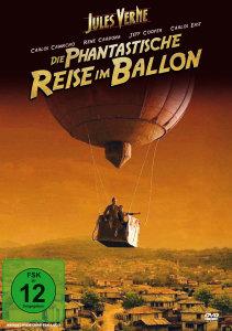 Die phantastische Reise in einem Ballon (DVD)