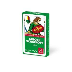 ASS Altenburger Spielkarten - Tarock, Bayerisches Bild, Schachte