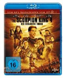 The Scorpion King 4-Der verlorene Thro