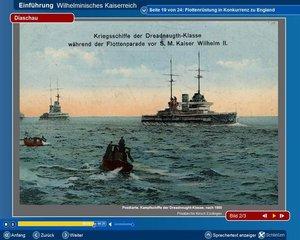 Kaiserreich, Imperialismus und der Erste Weltkrieg 1870-1918