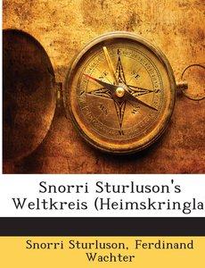Snorri Sturluson's Weltkreis (Heimskringla)