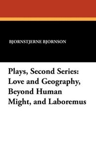 Plays, Second Series