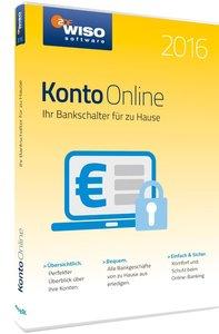 WISO Konto Online 2016