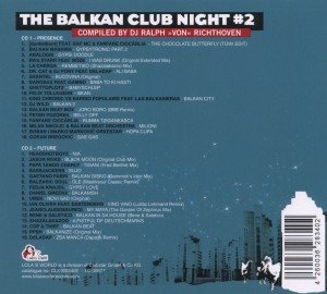 The Balkan Club Night # 2