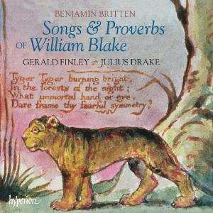 Songs & Proverbs Of William Blake