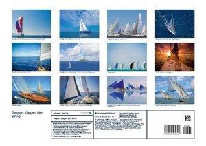 Segeln: Gegen den Wind (Posterbuch DIN A3 quer)