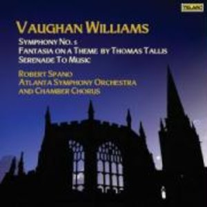 Williams: Sinfonie 5+/Tallis: Psalm/+
