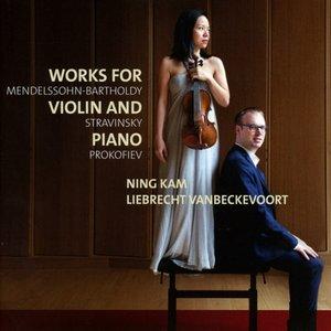 Stücke Für Violine & Klavier