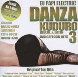 Danza Kuduro Vol.3