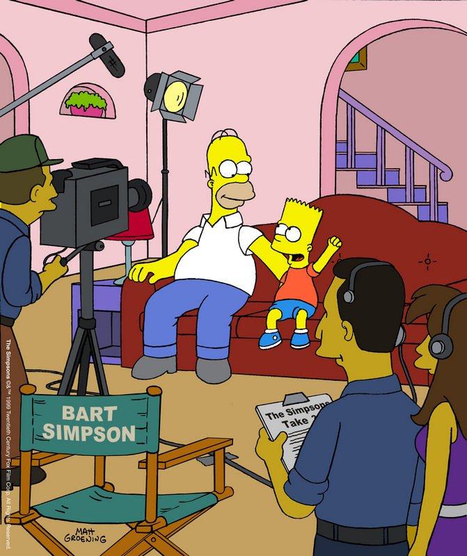 Die Simpsons - Die komplette Season Nine - zum Schließen ins Bild klicken