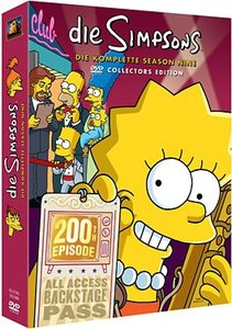 Die Simpsons - Die komplette Season Nine