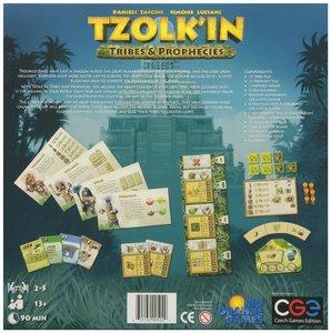 Heidelberger CZ054 - Tzolkin: The Mayan Calendar Tribes & Prophe