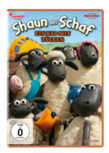 Shaun das Schaf - Staffel 3.1- Ein Bad mit Tücken (7 Episoden)